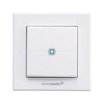 Télécommande murale sans fil type interrupteur - Homematic Ip