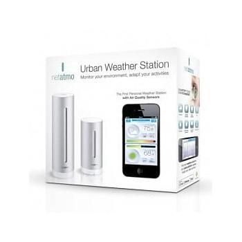 Station météo / qualité de l'air / environnement sonore - Netatmo