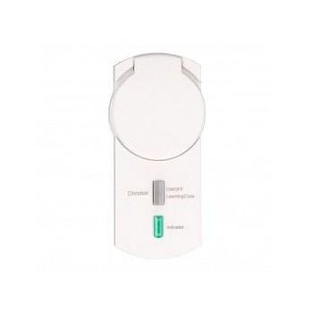Prise connectée d'extérieur avec fonction variateur Smart Living - Orno