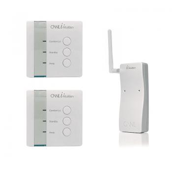 Gestionnaire de chauffage Intuition-Cw (avec relais chaudière/thermostat)