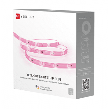 Ruban LED intelligent Yeelight Lmightstrip Plus 2 mètres - Xiaomi