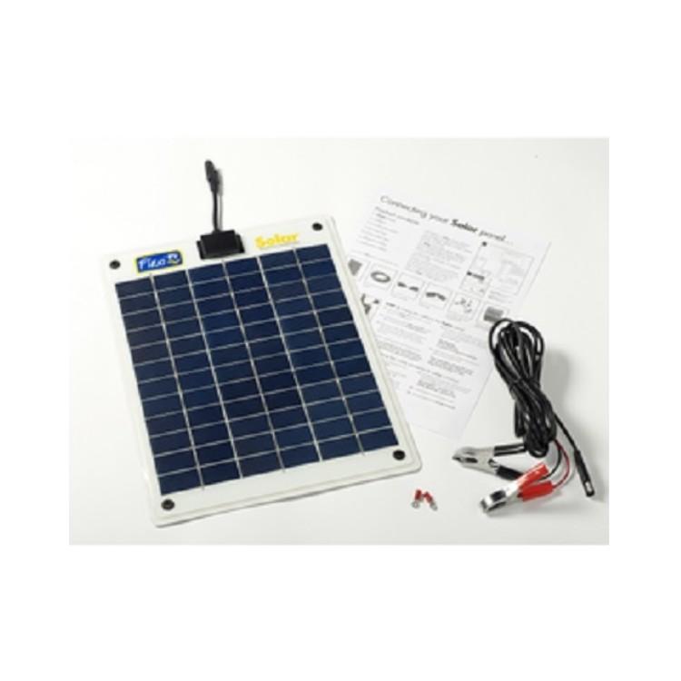 Panneau solaire flexible 10 Wc