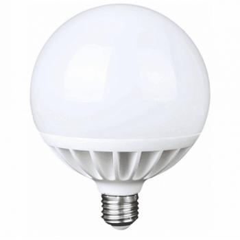 Ampoule LED globe autodimmable 12W blanc chaud - Familyled