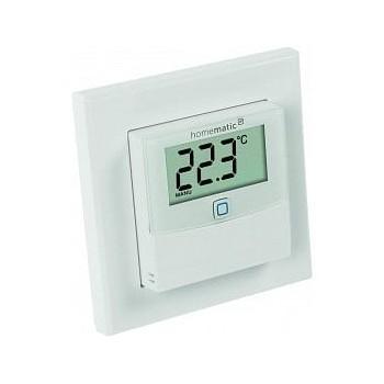 Capteur de température et humidité sans fil avec écran - Homematic Ip