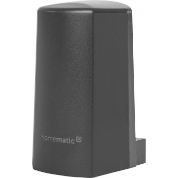 Capteur de température et humidité extérieures anthracite - Homematic Ip